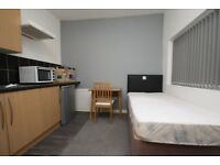 En Suite Studio - Bills Included - Furnished - Self Contained - Doncaster Town Centre