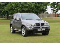 BMW X5 3.0D SPORT AUTO ONLY 110K MILES! FSH! HIGH SPEC! SAT NAV! 4X4
