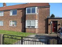 1st Floor 2 Bed Maisonette Flat to rent unfurnished in Bickershaw, Wigan, WN2.