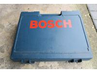 BOSCH 12V CORDLESS DRILL