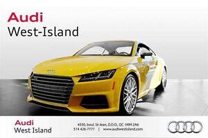 2016 Audi TTS 2.0T TTS QUATTRO