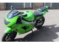 Kawazaki zx9r excellent condition all work done for mot