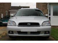 Subaru Legacy Estate (2.0 GL Sport AWD)