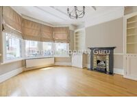 6 Bedroom house, 3 Baths, Parking included, Private garden Kenliworth Ave, Wimbledon SW19