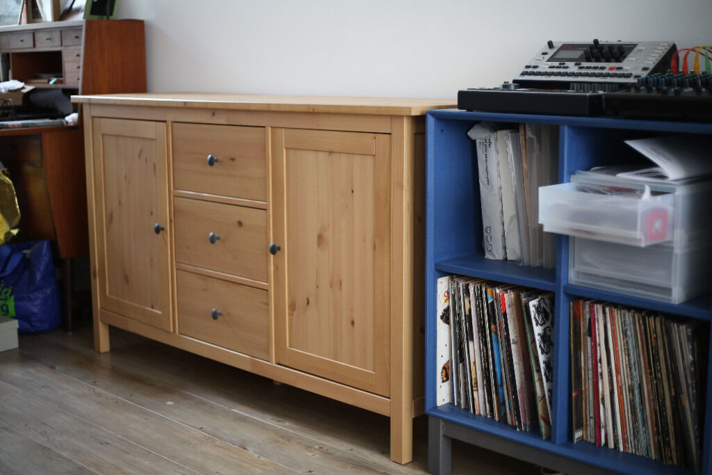 Jugendbett Mit Unterbett Ikea ~ IKEA Hemnes Sideboard Cupboard Storage Unit  in Eastham, London