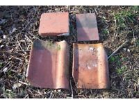 French Roof tiles etc