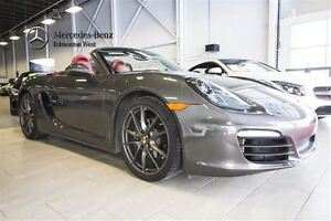 2013 Porsche Boxster Convertible Premium & Light Design Package