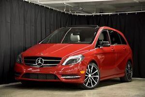 2013 Mercedes-Benz B-Class Sports Tourer