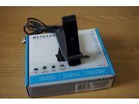 NETGEAR WNA3100-100PES N300 802.11n (300 Mbps) Wi-Fi USB Adapter
