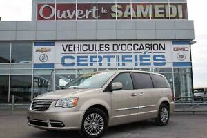 2016 Chrysler Town & Country CUIR+TOIT OUVRANT+ 2 TV/DVD
