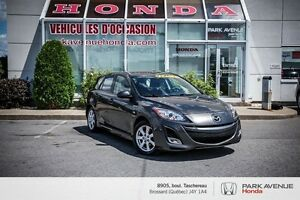 2010 Mazda MAZDA3 SPORT GT * Manuelle * Mags * Cruise * AUX