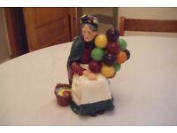 Royal Doulton Figerine, Balloon seller,