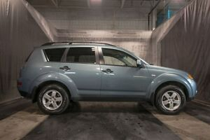 2007 Mitsubishi Outlander w/ 4X4 / LOW KMS / MUST SEE!!