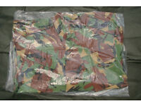 Brand NEW (in packet) DRAGON Jungle Camo Shirt - Size Large 180/104