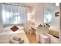 Beautiful double room available in split- level apartment in Elephant & Castle!