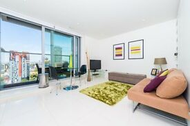 LUXURY STUDIO APARTMENT - PAN PENINSULA E14 - CANARY WHARF DOCKLANDS SOUTH QUAY LIMEHOUSE BANK ST