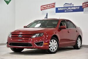 2012 Ford Fusion SEL AWD TOIT CUIR