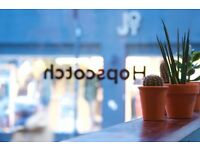 HOPSCOTCH - New Brick Lane dining & drinking den needs great staff