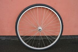 Hybrid Rear Wheel Brand New 700c Rear Wheel New Tyre And New Tube Can Deliver Free If Local