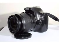 Canon 1100d in good condition