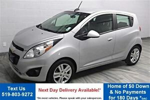 2015 Chevrolet Spark LT HATCHBACK! BLUETOOTH! POWER PACKAGE! AIR