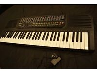 Casio Tone Bank CT-636 keyboard. New power supply. Can post