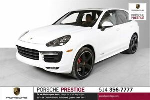 2017 Porsche Cayenne GTS Pre-owned vehicle 2017 Porsche Cayenne
