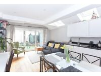 A fantastic two bedroom ground floor conversion flat to rent in Southfields.