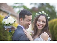 Wedding Photographer - £295 for a full day