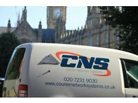 Courier Network Systems (CNS) have the following urgent vacancies.
