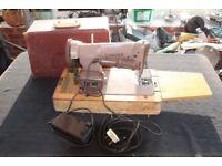 Singer Sewing Machine Model 185K