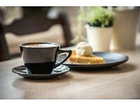BARISTA AND FOOD PREPARATION ROLE