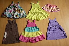 Girl's bundle of clothes 3-4 years