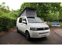 VW Campervan Pop top 4 berth