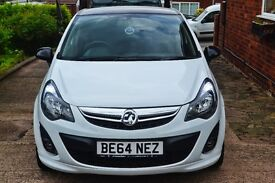 (64 Plate) Vauxhall Corsa Limited Edition 1.2