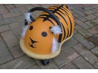 Wheelie Bug - Tiger pattern