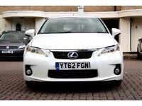 Auto 2012 LEXUS CT220H 1.8 SE-L -- Hybrid Electric -- Part Exchange Welcome -- Drives Good