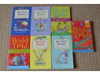 Children's reading books - Roal Dahl easy readers