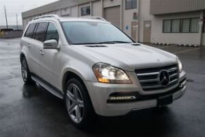 2011 Mercedes-Benz GL-Class 7 Passenger, Luxury SUV, Langley Loc