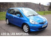 2006 HONDA JAZZ SE 1.4 5dr,ONE OWNER FROM NEW,FSH,3 months warranty