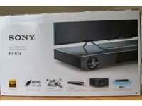 Sony HT-XT3 2.1ch TV Sound Base (Sound Bar) 350w High Resolution Audio - Boxed with leads etc