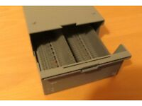 19 CS trays for storing and showing 35mm colour slides.