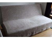 IKEA BEDDINGE LÖVÅS Three-seat sofa-bed (retail price £210)