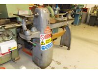 Union Graduate Wood turning Lathe. Ex High School, With accessories. UK Delivery Available