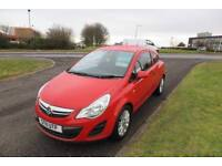 VAUXHALL CORSA 1.0 S ECOFLEX,2011,1 OWNER,Only 30,000mls,16Alloys,Full Vauxhall History,£30 Road Tax