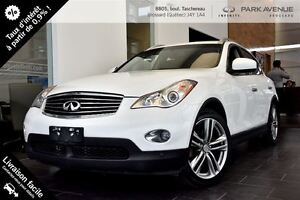 2013 Infiniti EX37 LUXUTY***NOUVEL ARRIVAGE***