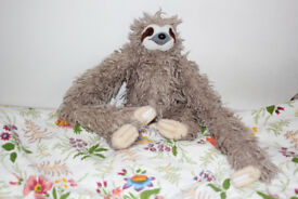 Cuddly Toy Sloth