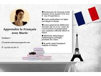 Apprendre le Français avec Marie (Online French classes)
