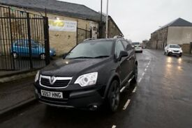 Vauxhall Antara for sale - Kirkcaldy. MOT until May 18!