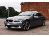 BMW 3 Series 335i SE Convertible Grey Auto